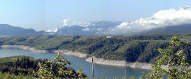 Lago di S. Giustina